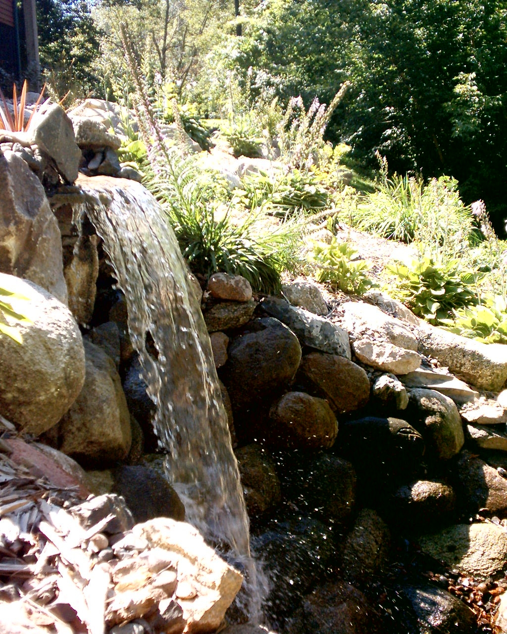 Landscaping Ponds And Waterfalls: Ponds And Waterfalls